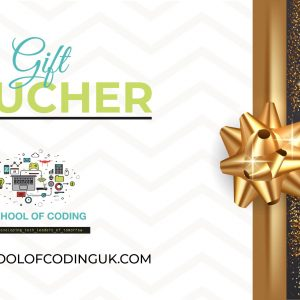 Gift Card for Coding Lessons